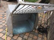 hundebox aus alu