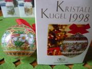 Hutschenreuther Kristallkugel 1998 -