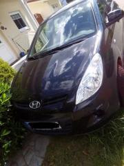 Hyundai I20 schwarz
