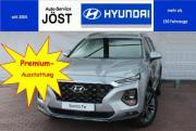Hyundai Santa Fe blue 2
