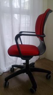 Ikea Bürostühle ikea bürostuhl drehstuhl joakim rot in karlsruhe büromöbel kaufen