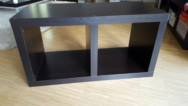 Ikea möbel regale  IKEA LACK (?) Regal, schwarzbraun, 84x44x38 cm in Speyer - IKEA ...