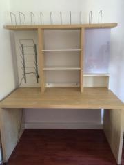 Schreibtisch ikea mikael  Ikea Schreibtisch in Neuss - Haushalt & Möbel - gebraucht und neu ...
