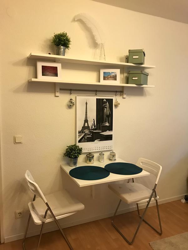 wandklapptisch neu und gebraucht kaufen bei. Black Bedroom Furniture Sets. Home Design Ideas