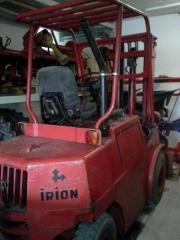 IRION Gabelstapler/Dieselstapler