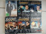 James Bond DVD