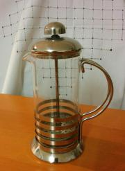 Kaffeebereiter aus Glas &
