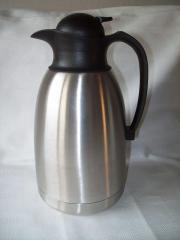 Kaffeekanne Edelstahl, 2