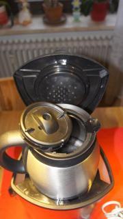 Kaffeemaschine zzgl. Stabmixer
