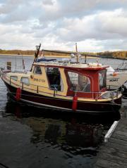 Kajütboot Nor Fisk