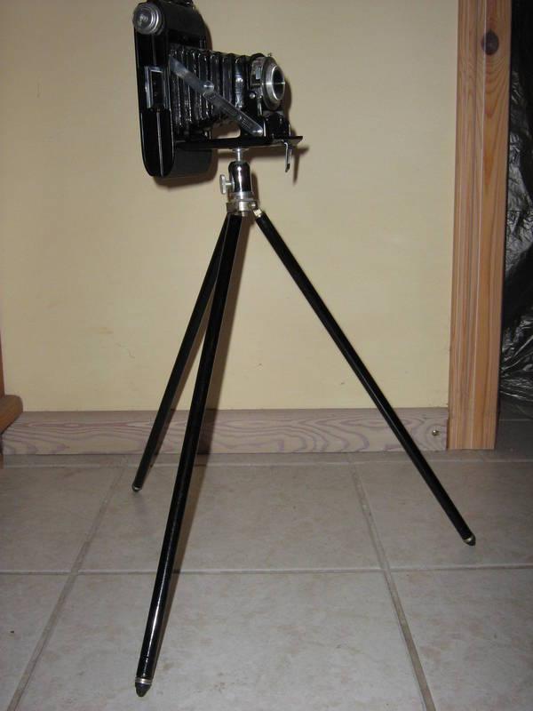 Kamera AGFA Billy 1