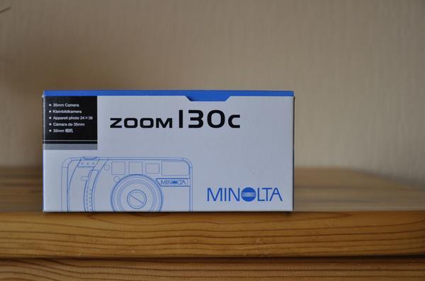 Kamera Minolta - Husum - Verkaufe eine Kleinbildkamera Minolta.Oblektiv 38-130 mm.Für 25 Euro inclusive Porto. - Husum