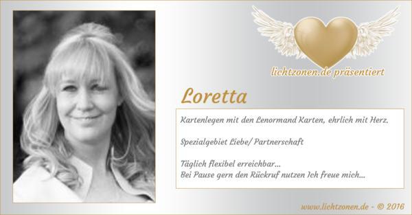 Kartenlegen mit Loretta » Esoterik