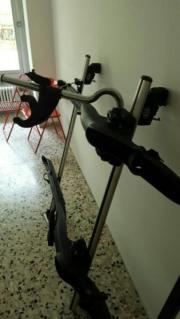 Kia Basisträger mit Fahrradträger für