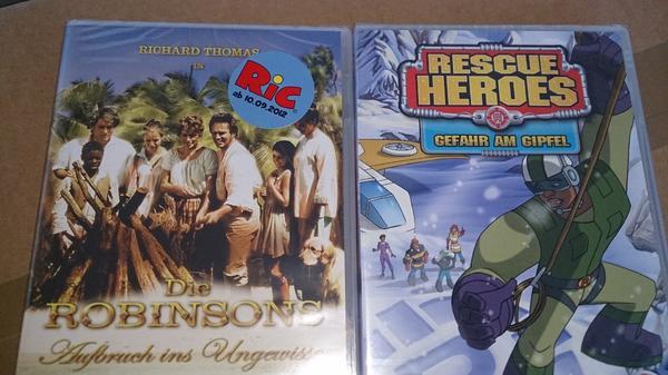 Kinder DVD Set