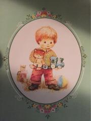 Kinder Fotoalbum unser Sohn und