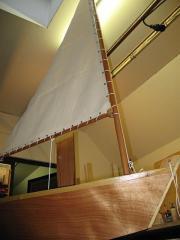 Kinderboot Minijolle