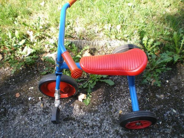 Kinderfahrrad Dreirad