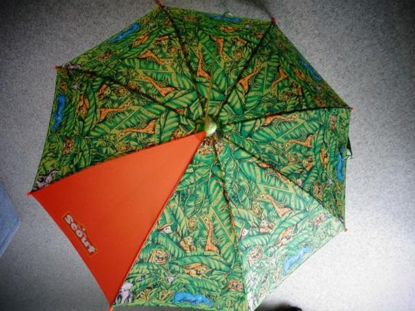 Kinderregenschirm Schirm Scout - » Baby- und Kinderartikel