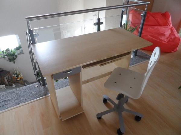kinderschreibtisch stuhl gebraucht kaufen nur 3 st bis 60 g nstiger. Black Bedroom Furniture Sets. Home Design Ideas