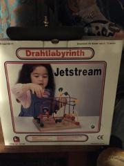 Kinderspielzeug Holz Jetstream