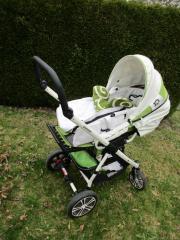 Kinderwagen F4 - neuwertig