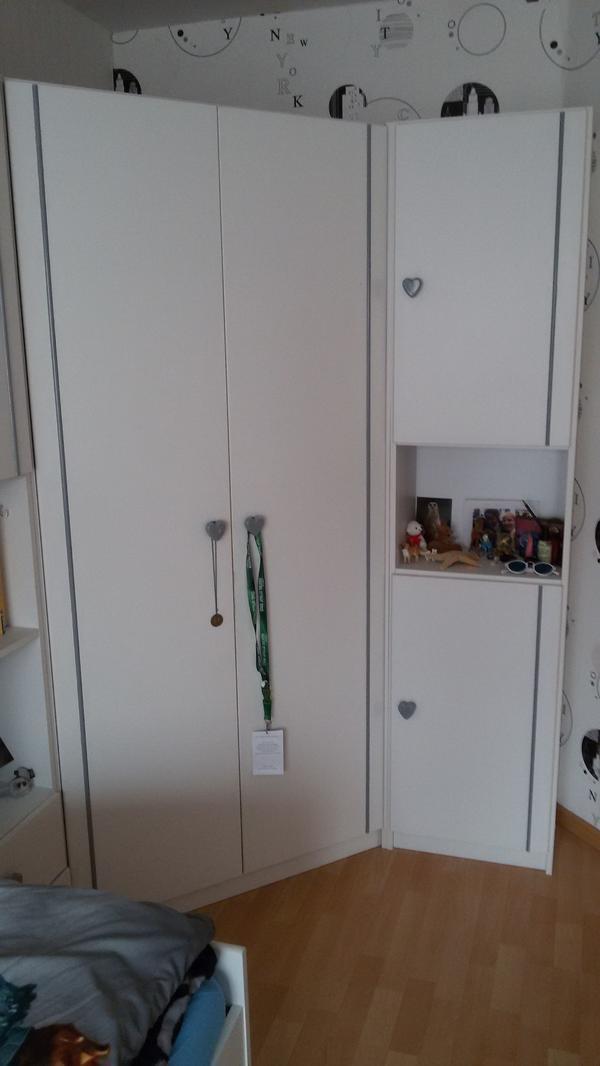 Kinderzimmermöbel weiß  Kinderzimmermöbel weiß in Kirchberg - Kinder-/Jugendzimmer kaufen ...
