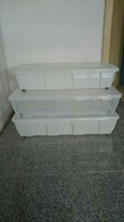 Kisten, Unterbettkisten