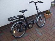 Klapprad Elektro Fahrrad