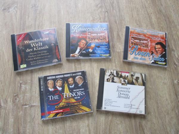 Klassik CDs