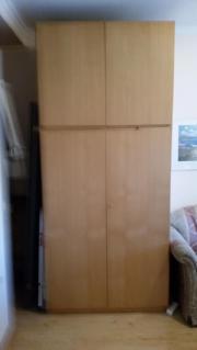 Kleiderschrank (2) - Hochschrank