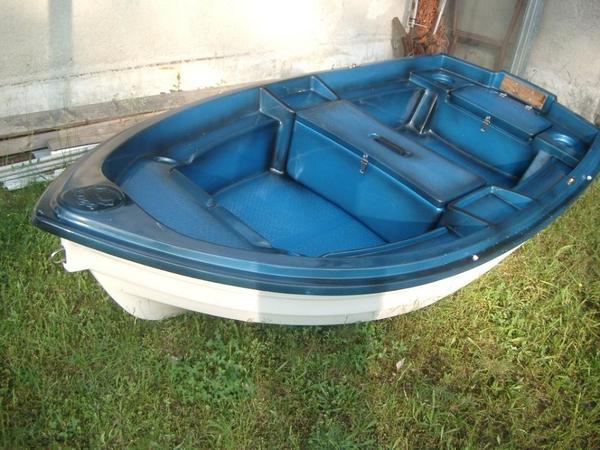 kleines motorboot angelkahn 40kg ruderboot kein. Black Bedroom Furniture Sets. Home Design Ideas