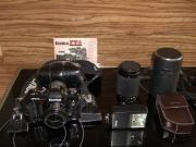 KONICA FT-1 Motor nie benutzt