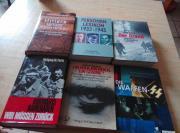 Kriegsbücher gebunden