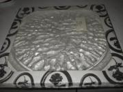 Kuchenglasplatte, sehr hochwertig