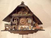 Kuckucksuhr Original aus dem Schwarzwald