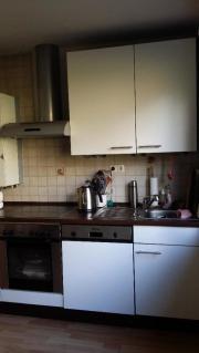 küche - 2 zeilen, neuwertig, weiß in aachen - küchenzeilen ... - Küche Kaufen Aachen