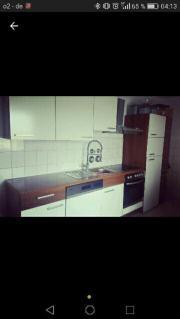 Küche mit Geräten-