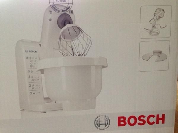 Küchenmaschine Bosch mit Garantie in Eggolsheim - Haushaltsgeräte ...