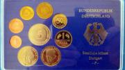 Kursmünzen BRD