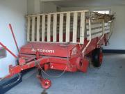 Ladewagen Bautz im