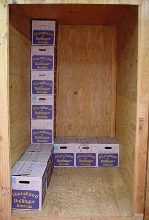 Lagerboxen zu vermieten