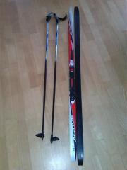 Langlauf-Schuppen-Ski