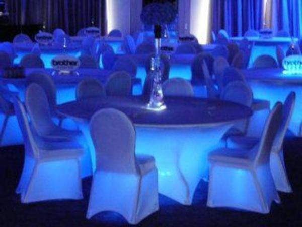 LED Dekoration Beleuchtung Hochzeit LED
