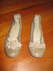 Lederballerina Sommerkind Gr 40