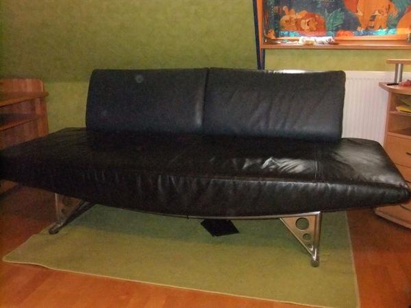 ledersofa munchen gebraucht kaufen nur 2 st bis 60 g nstiger. Black Bedroom Furniture Sets. Home Design Ideas