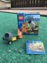 Lego 5610 Bauarbeiter,