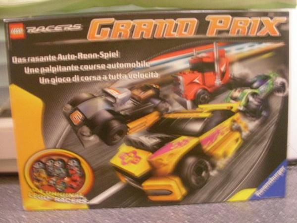 Lego Racers Grand Prix Spiel