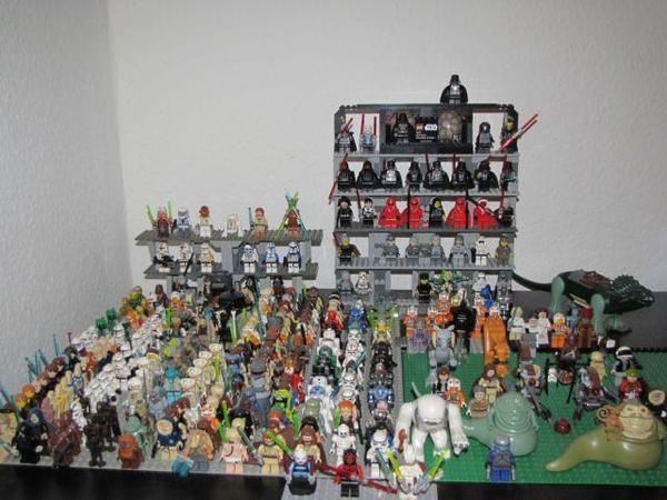 lego star wars figuren sammlung in g ttingen spielzeug lego playmobil kaufen und verkaufen. Black Bedroom Furniture Sets. Home Design Ideas