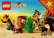 LEGO System Western 6712 Sheriff